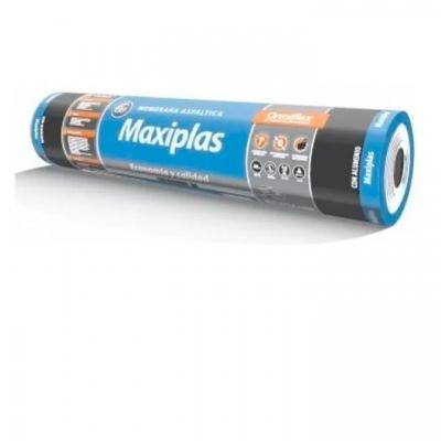 Membrana Maxiplas C/aluminio 4 Mm