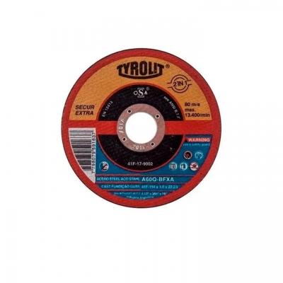 Disco Corte Reforzado  114x1,6
